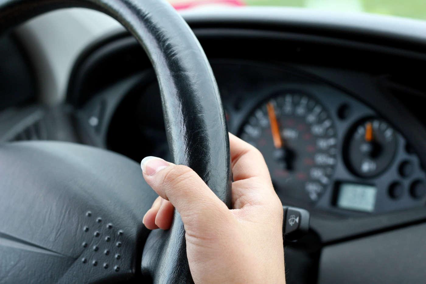 Photo of Individual Driving